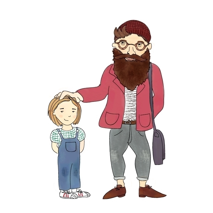 hipsterdad3colore